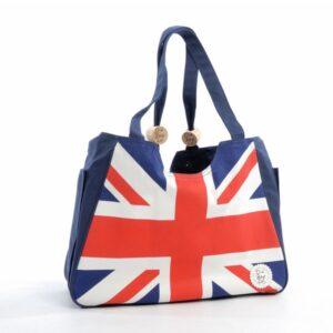 Charlotte Union Jack Bag